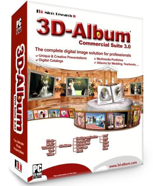 برنامج الثري دي للمونتاج, برنامج مونتاج, برنامج التصميم والمونتاج, برنامج اضافة صورك ثري دي