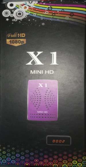 فلاشة x1 mini hd البنفسجى
