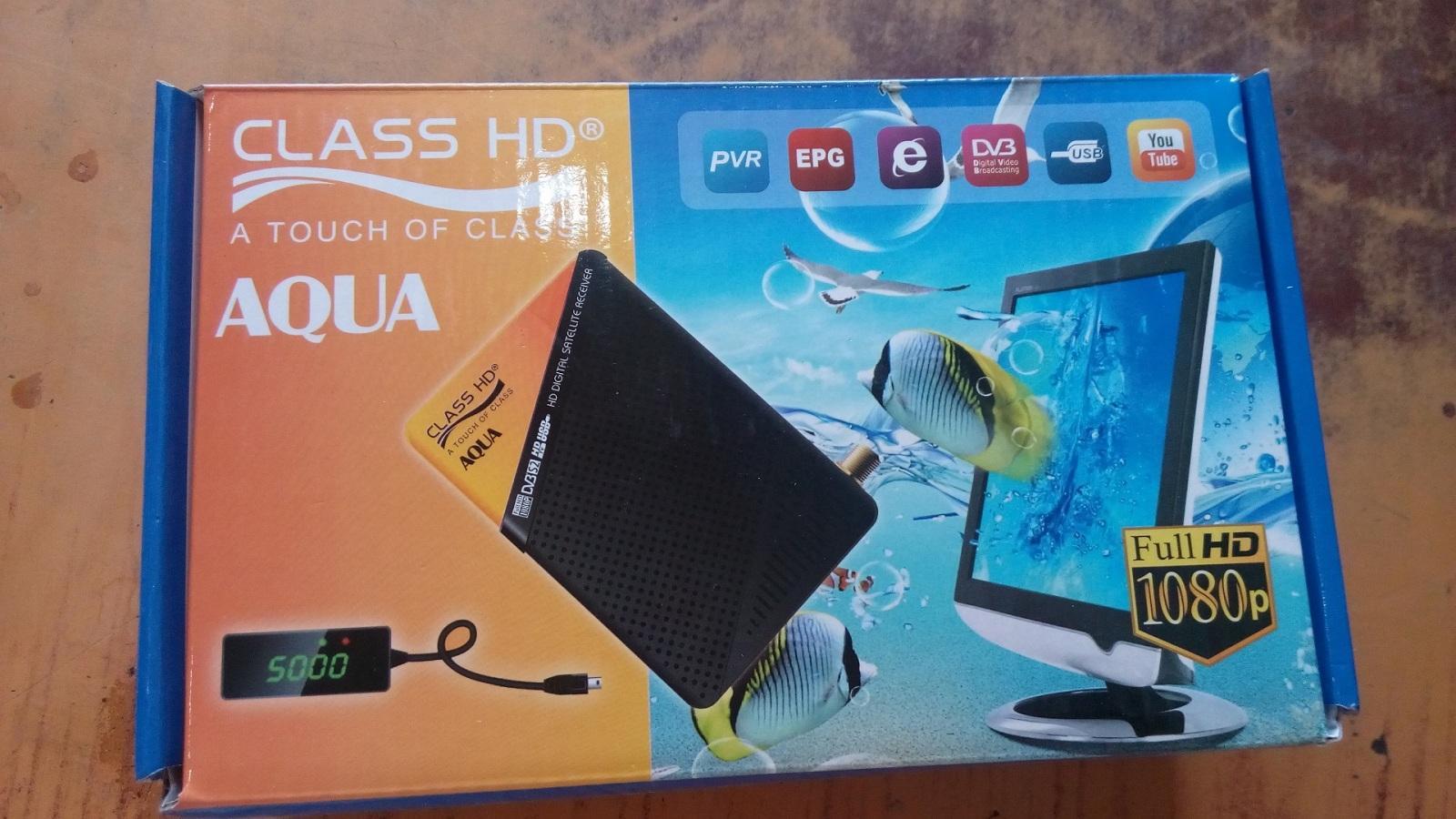 Class HD A Touch Of Class Aqua Dump