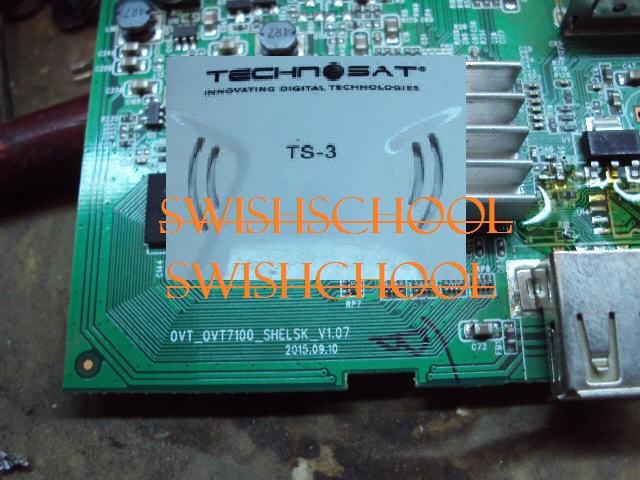 فلاشة  TECHNOSAT MINI HD TS-3 تكنوسات الابيض  معالج GX6605 152836921281681