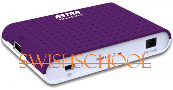 دامب ASTRA 8000 HD Mini