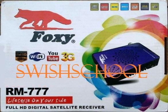 فلاشة Foxy RM-777