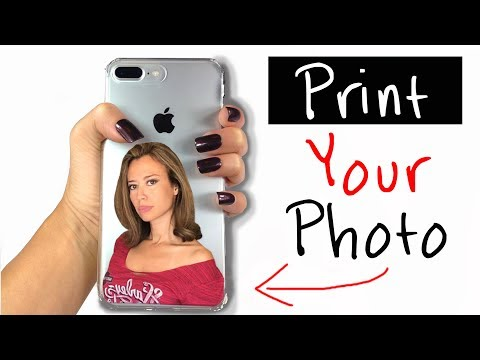 كيف تطبع صورتك على كفر الموبايل باستخدام المكواه