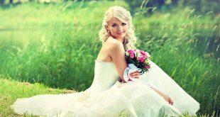 صور عروسه بالفستان الابيض