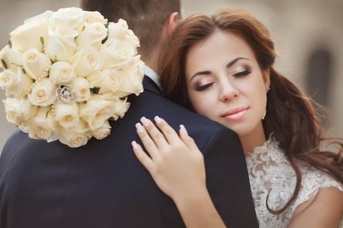 صور عريس وعروسه يوم الزفاف جرافيك مان