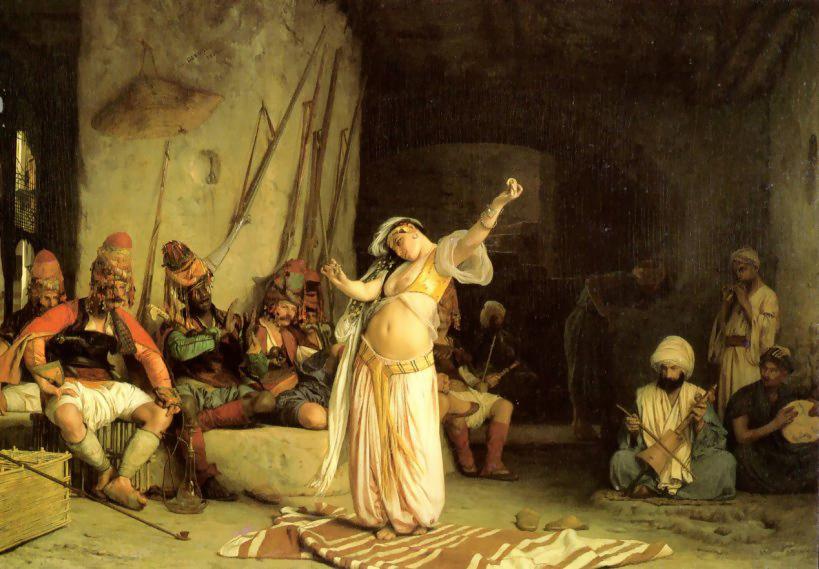 رقصة عالمة صور جواري arab slave سوق الجواري