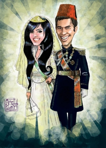wedding cartoon poster 13 صوره فرح كارتون wedding cartoon poster