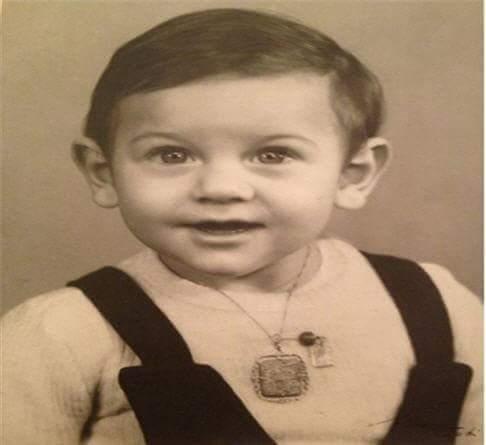 حسين فهمي وهو صغير صور فنانين وهم صغار