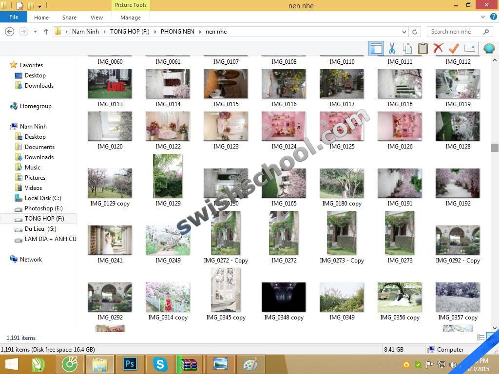10ءءءء 2 برنامج PSD Codec لعرض مصغرات صور الفوتوشوب والفيكتور
