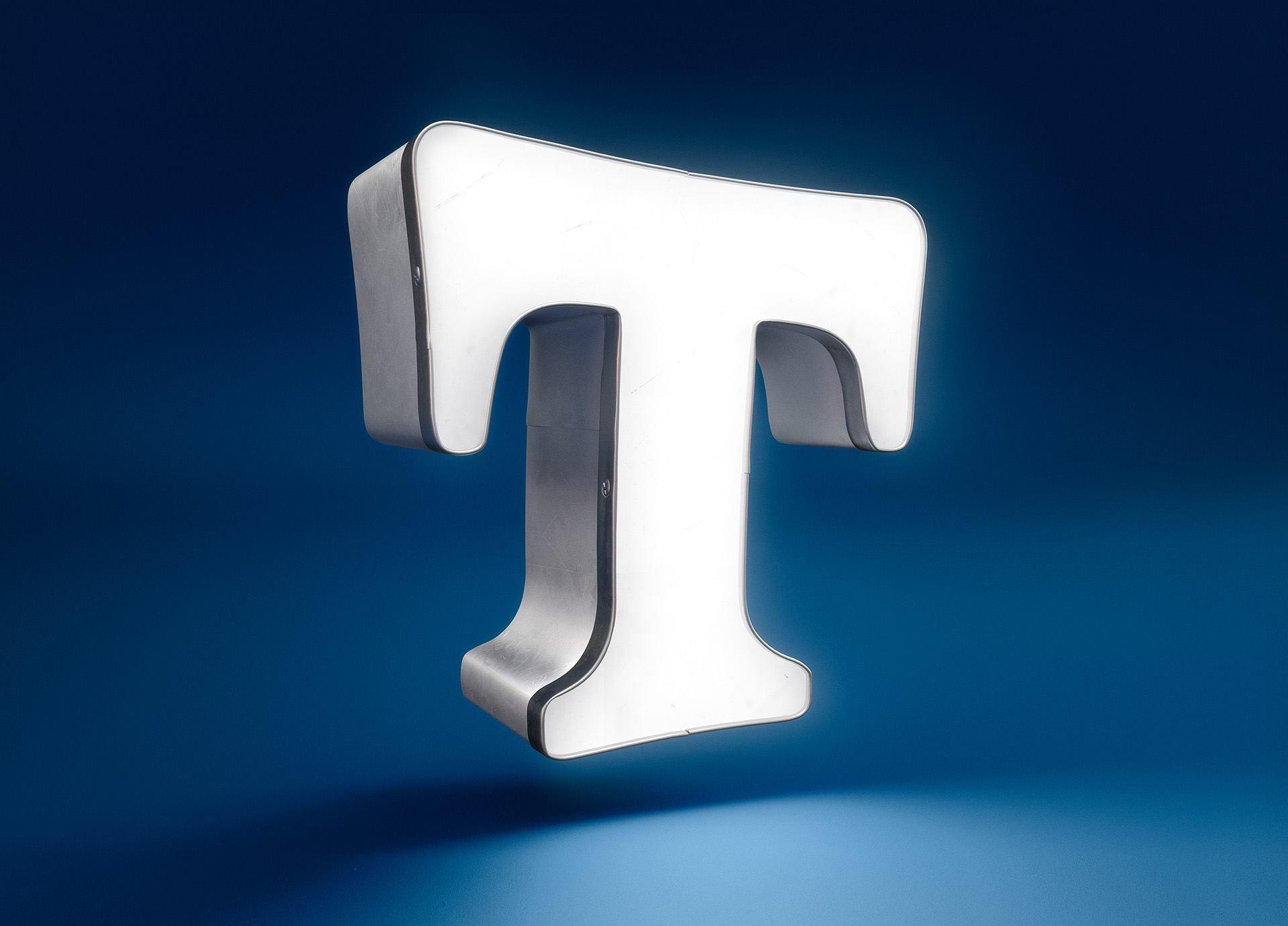 Type tool بالصور : تخيل شريط ادوات الفوتوشوب 3D