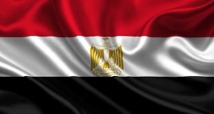 The Flag of Egypt