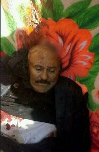 مقتل علي عبد الله صالح 4 مقتل على عبد الله صالح