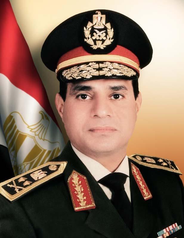 السيسي بالبدله العسكريه 4 صور الرئيس المصري عبد الفتاح السيسي