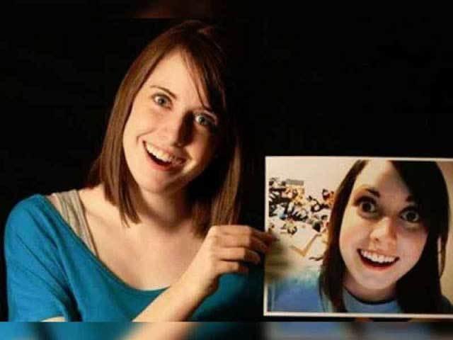 Laina WalkerCrazy Girlfriend كيف اصبح شكل اشهر الميمز على الفيس بوك