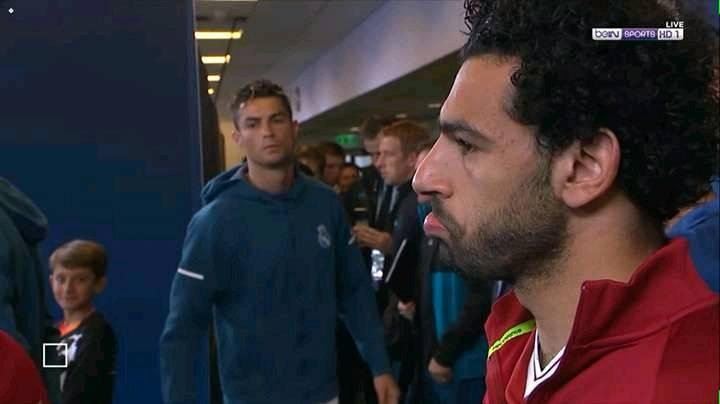 اصابه محمد صلاح 4 بالصور اصابه محمد صلاح مباره ريال مدريد