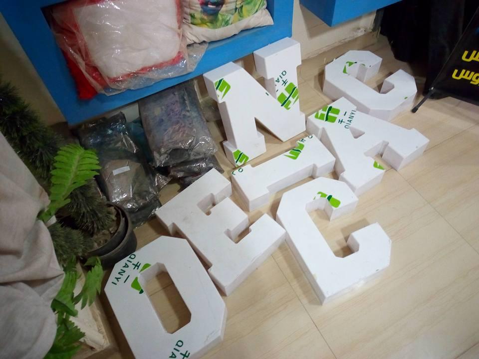 تصنيع الحروف يفط الاكريليك 4 طريقه تصنيع حروف يفط الاكريليك