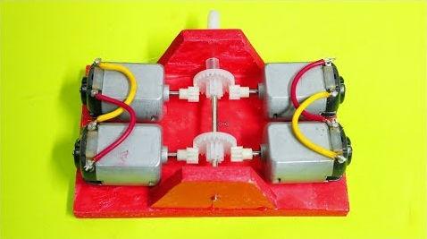 3 اختراعات مميزه باستخدام مواتير قديمه 3 اختراعات مميزه باستخدام مواتير قديمه