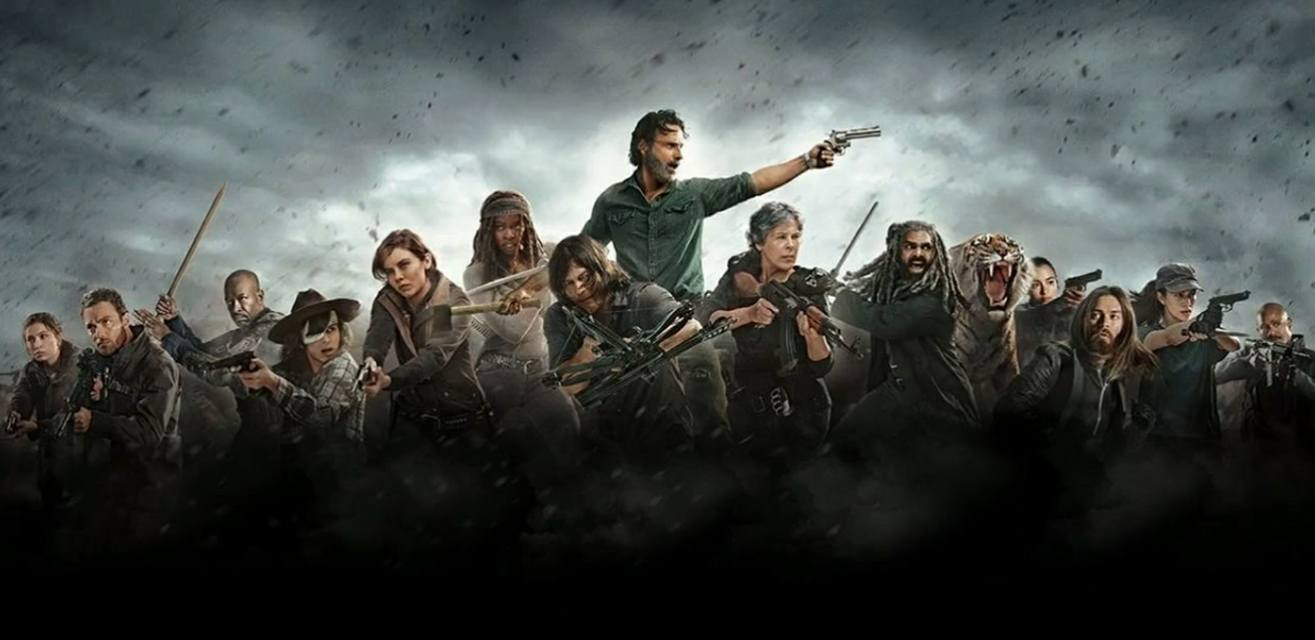 The walking dead 3 The walking dead