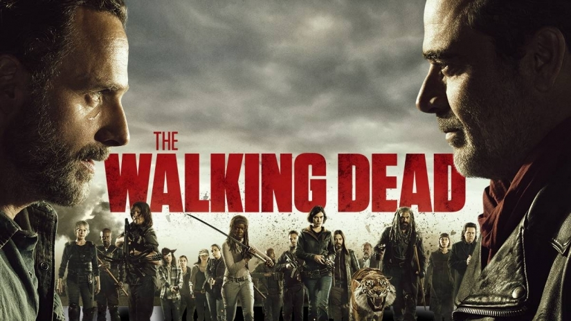 The walking dead The walking dead