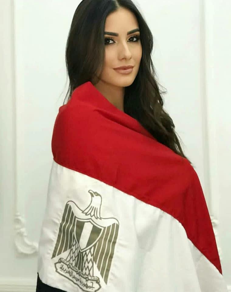مشجعات مصر في كاس العالم 15 مشجعات مصر في كاس العالم