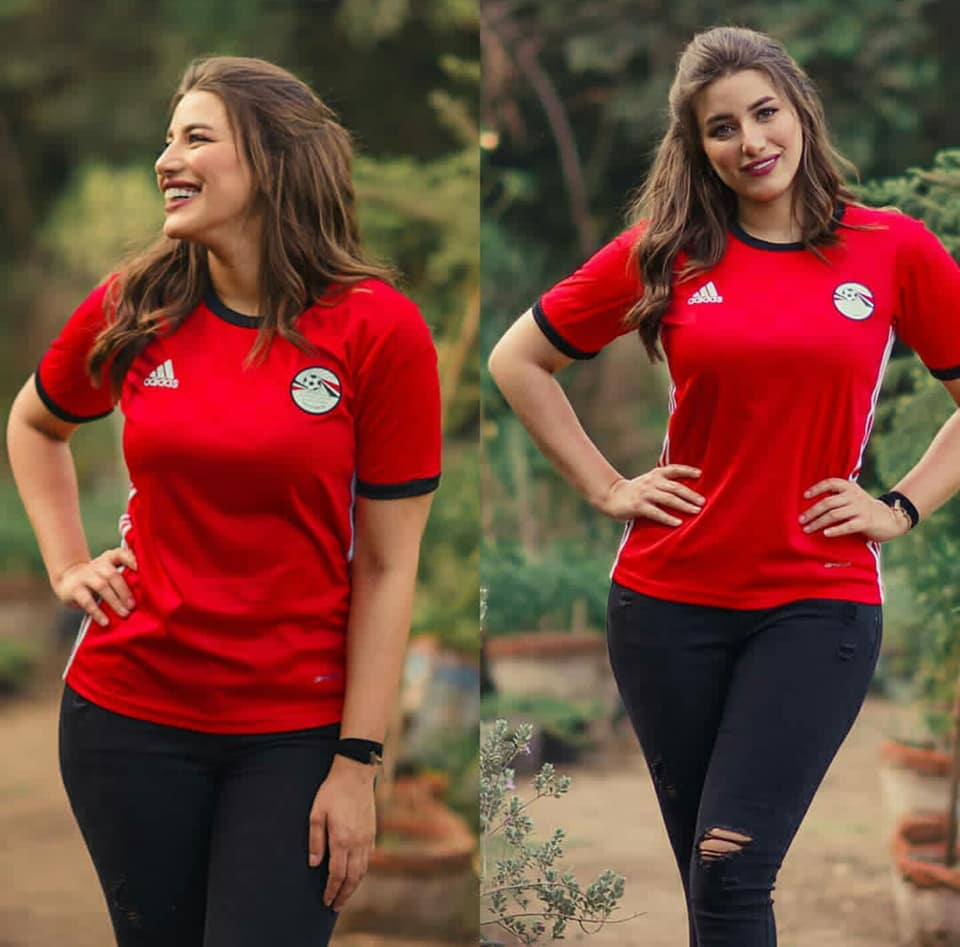 مشجعات مصر في كاس العالم 7 مشجعات مصر في كاس العالم