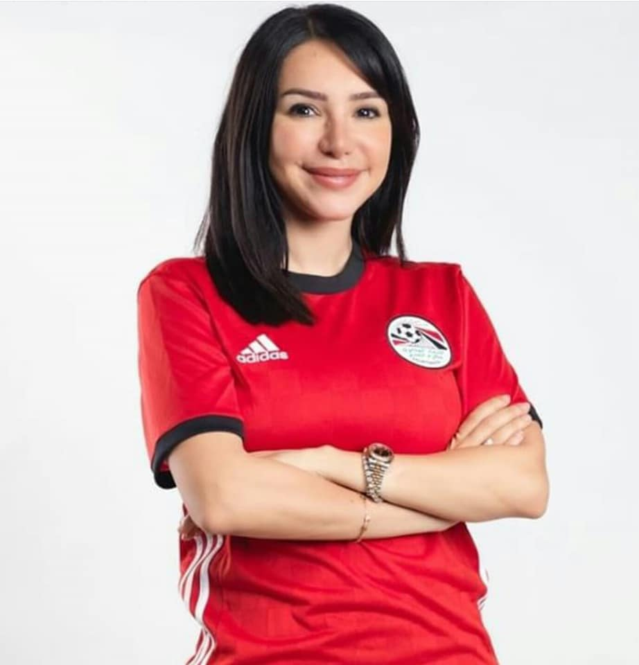 مشجعات مصر في كاس العالم 9 مشجعات مصر في كاس العالم