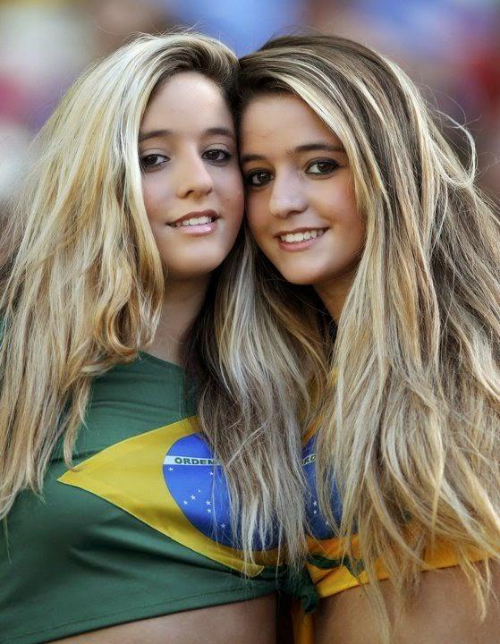 1. Brazil 10 دول مع جماهير كرة القدم الأكثر جاذبية في كأس العالم
