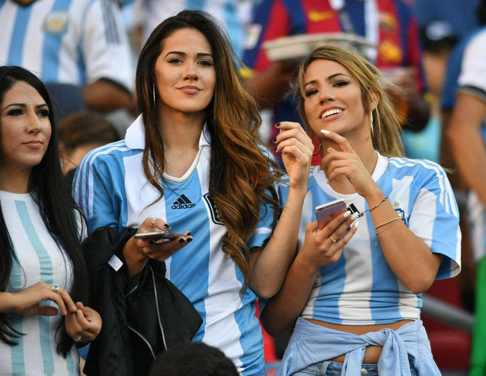 4. Argentina 10 دول مع جماهير كرة القدم الأكثر جاذبية في كأس العالم