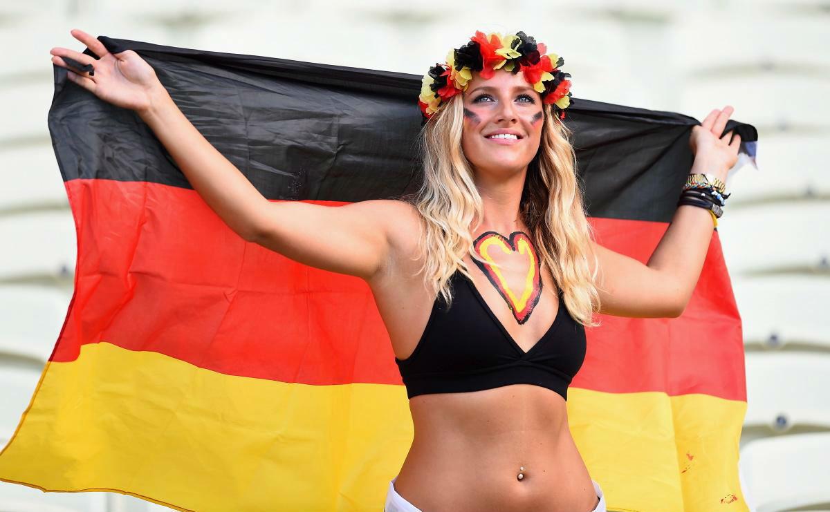 6. Germany 10 دول مع جماهير كرة القدم الأكثر جاذبية في كأس العالم