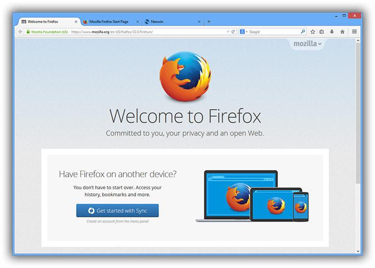 Screenshot Firefox تحميل فايرفوكس كامل Firefox