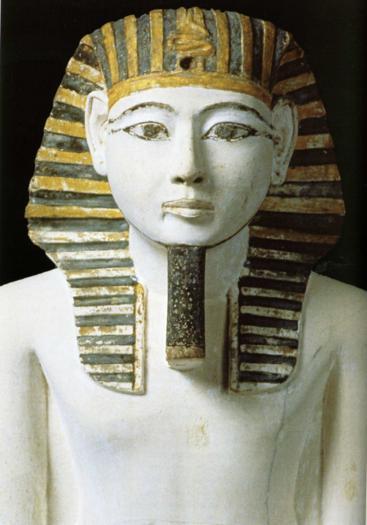 Amenhotep Ier patron des artistes calcaire peint XIXè Dynastie Egypte Egypte Antique Amenhotep Ier, patron des artistes, calcaire peint,  XIXè Dynastie Egypte, Egypte Antique