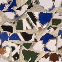 Mosaic Glass Textures تكتشر خامات للفوتوشوب والثري دي الجزء الثالث