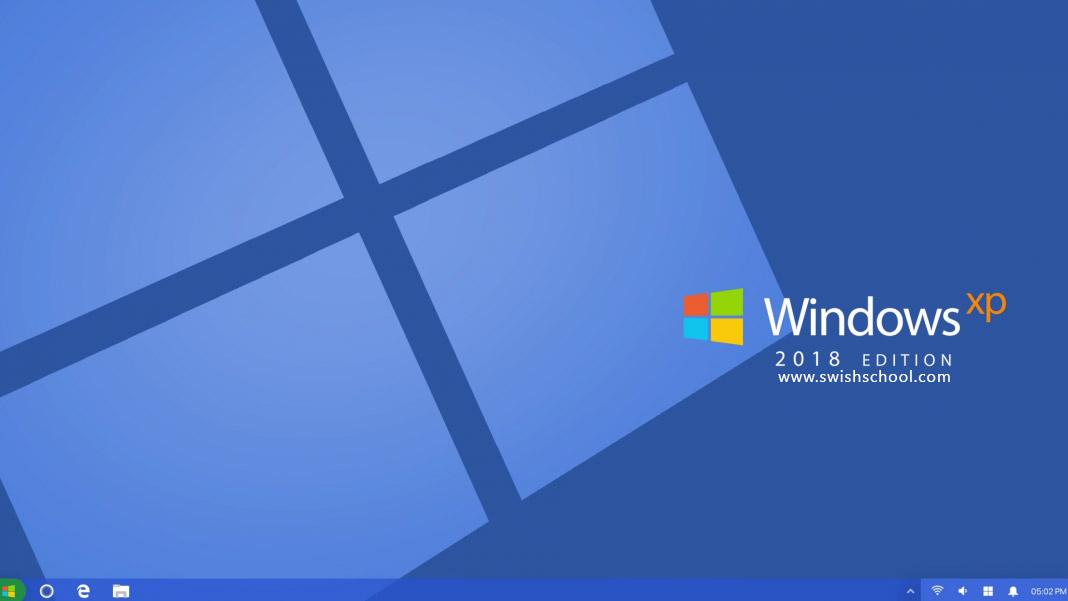 windows xp 2018 ويندوز xp نسخه 2018 سوف يجعلك تقع في حبه