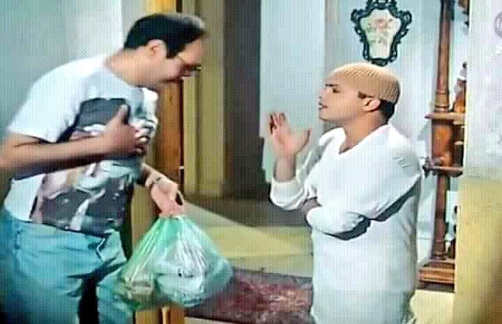 أيوه هيا دى ليالي الشتاء الحزينه .. و أنا الحزينه كومنتات محمد هنيدي فيس بوك