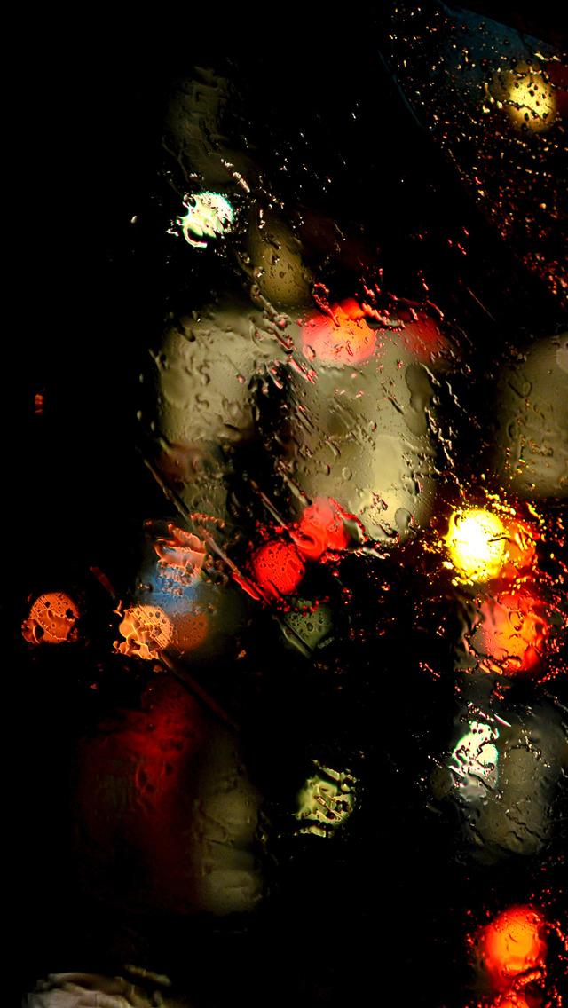 خلفيات جوال شتاء ومطر 3 خلفيات جوال عن فصل الشتاء والمطر