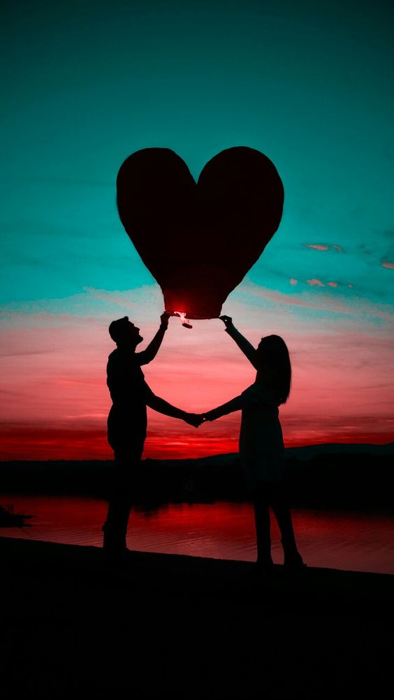 خلفيات جوال عشق و حب ورمانسيه و فراق جرافيك مان