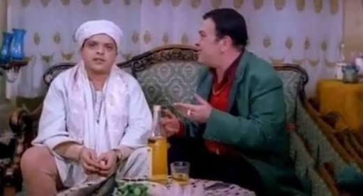 كومنتات محمد هنيدي فيس بوك جرافيك مان