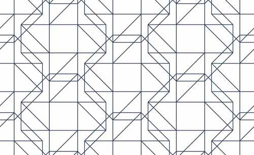 زخارف اسلامية هندسية جرافيك مان