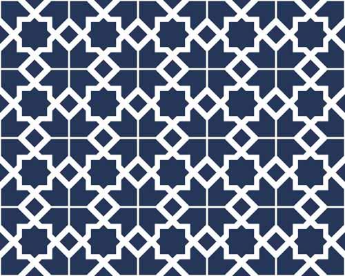 زخارف اسلاميه 12 2 زخارف اسلامية بسيطة