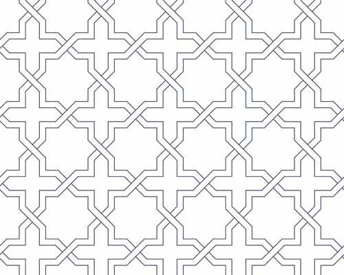 زخارف اسلاميه 12 3 زخارف اسلامية هندسية