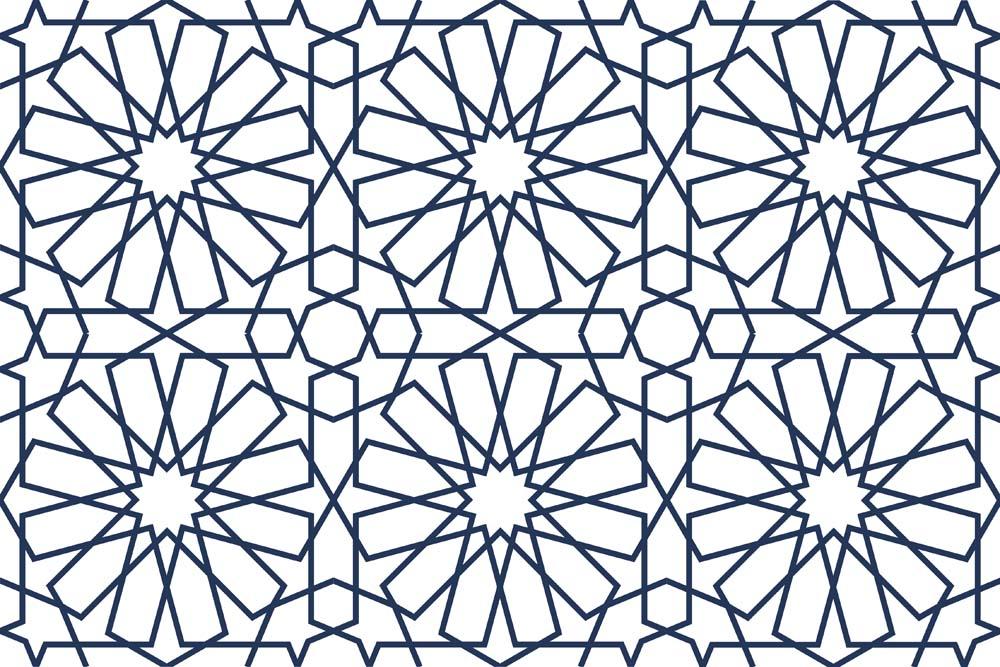 زخارف اسلاميه 3 3 زخارف اسلامية بسيطة
