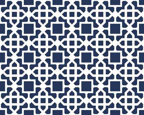 زخارف اسلاميه 6 2 زخارف اسلامية بسيطة