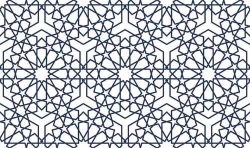 زخارف اسلاميه 7 1 زخارف اسلامية للفوتوشوب