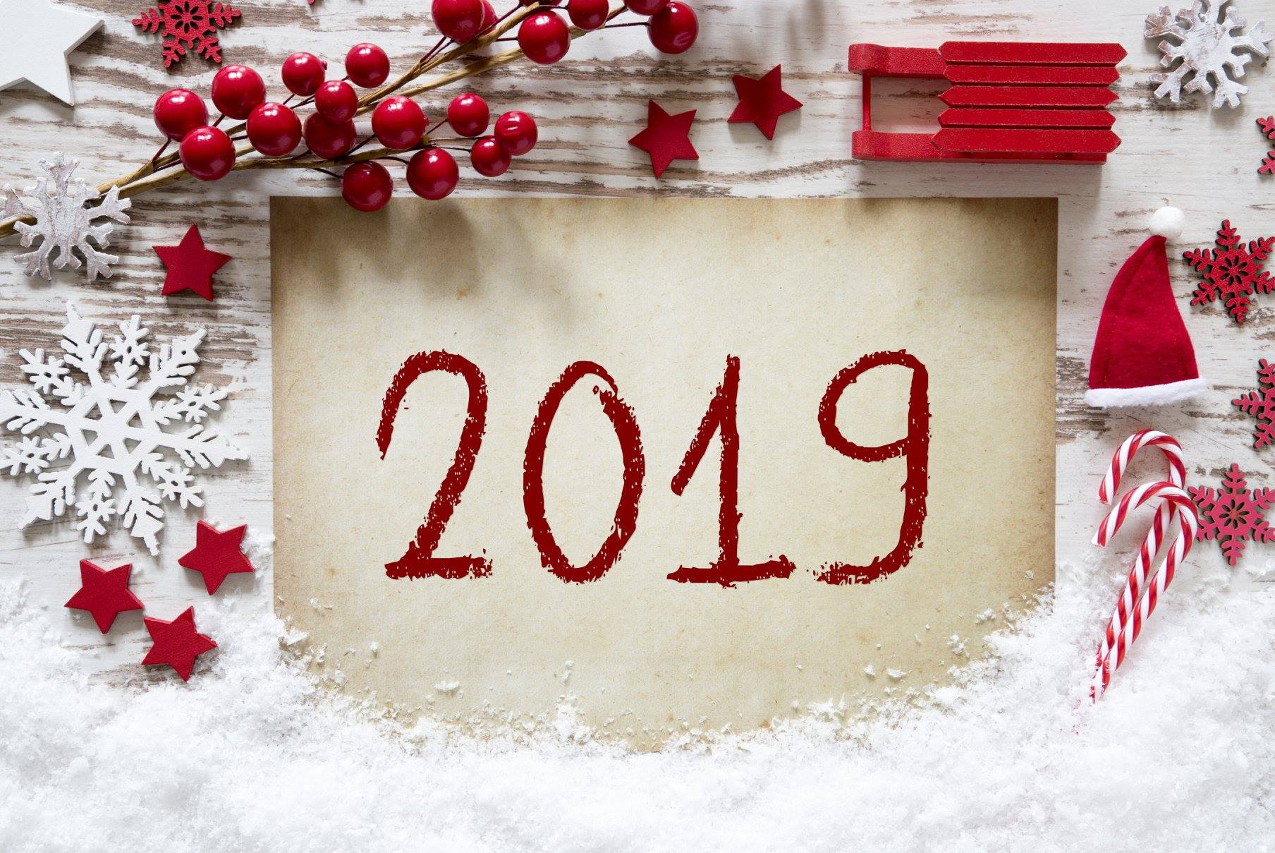 happy new year 2019 3 صور مكتوب عليها العام الجديد 2019