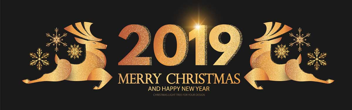 merry christmas 2019 images 13 Happy New Year 2019