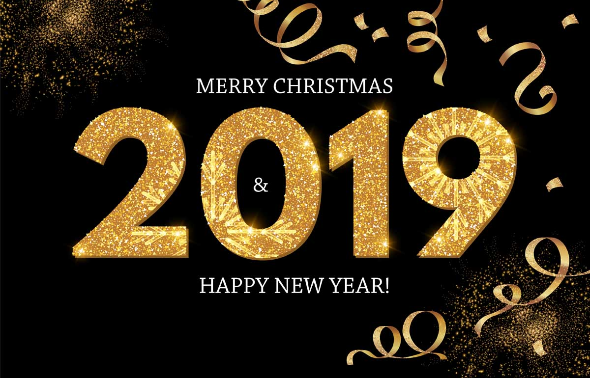 merry christmas 2019 images 14 Happy New Year 2019