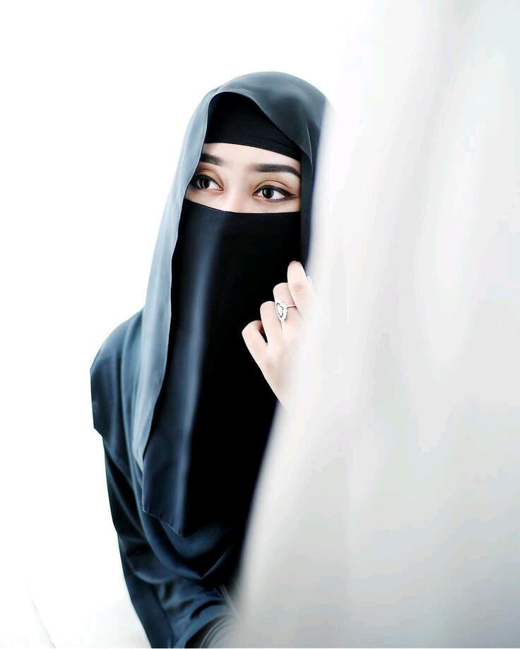 صور منتقبات ومحجبات 12 صور عروسه بالنقاب و الحجاب