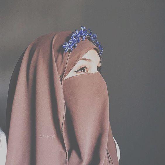 صور منتقبات ومحجبات 16 صور عروسه بالنقاب و الحجاب
