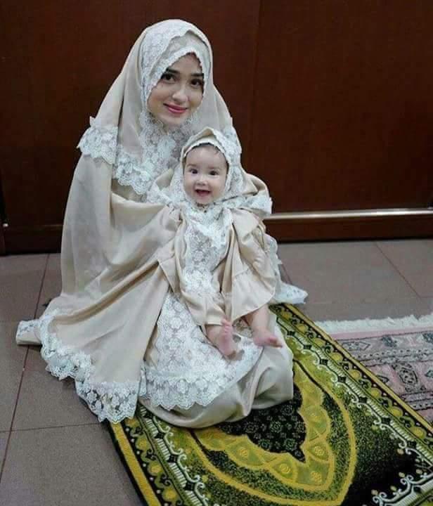 صور منتقبات ومحجبات 18 صور عروسه بالنقاب و الحجاب