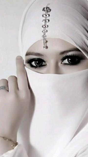 صور منتقبات ومحجبات 20 صور عروسه بالنقاب و الحجاب